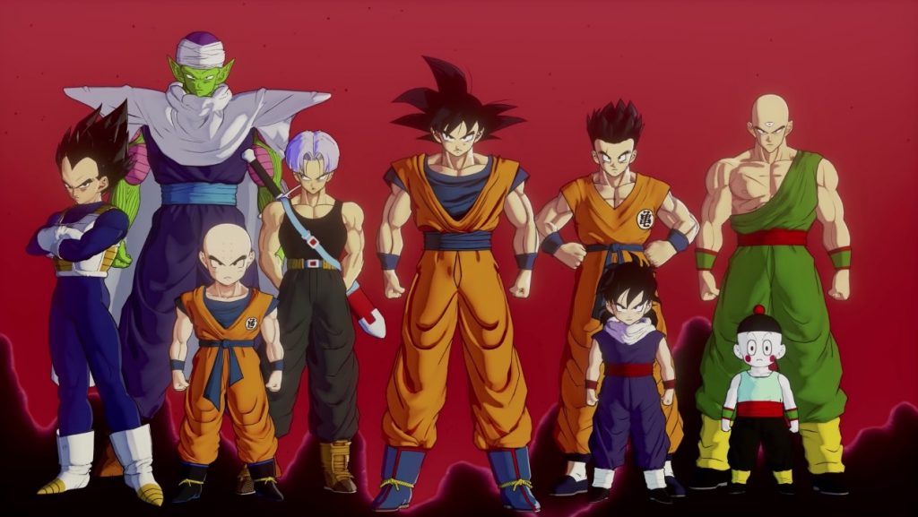 Dragon Ball Z Nostalgia Runs Wild in Kakarot Opening Movie