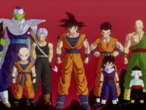 Dragon Ball Z Nostalgia Runs Wild in Kakarot Opening Movie
