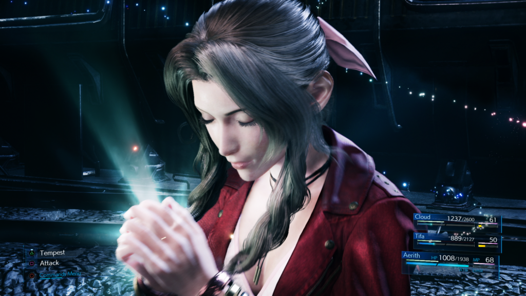 Final Fantasy VII Remake Will Be a PS4 Exclusive for One Year