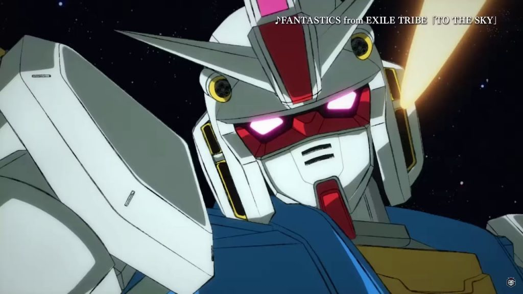 Promo Videos for Ken Okuyama-Designed Gundam Unveiled