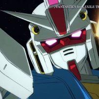 Promo Videos for Ken Okuyama-Designed Gundam Unveiled