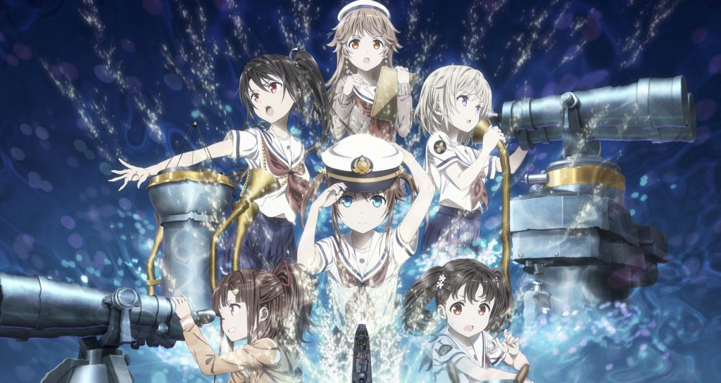 High School Fleet Movie Hits the Open Seas in New Trailer