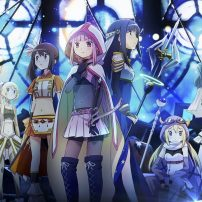 Madoka Magica Side Story Anime Heads to Funimation, Crunchyroll, and HIDIVE