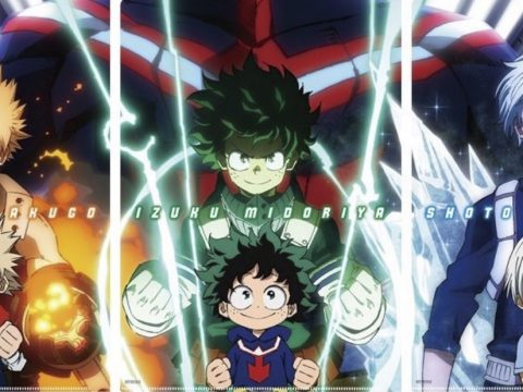 Second My Hero Academia Anime Film to Screen in North America