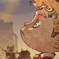 Poupelle of Chimney Town Gets Anime Film by Studio 4°C