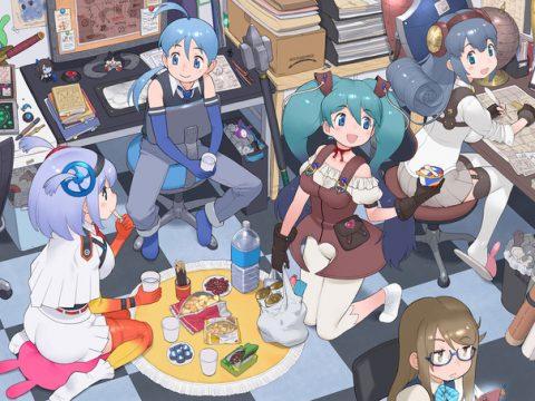 Isekai Game Shacho, Battle no Jikan Desu! Picks Up Anime Series