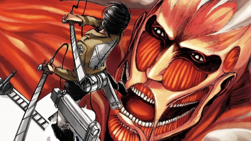 Attack on Titan Pushes Past 100 Million Copies in Print