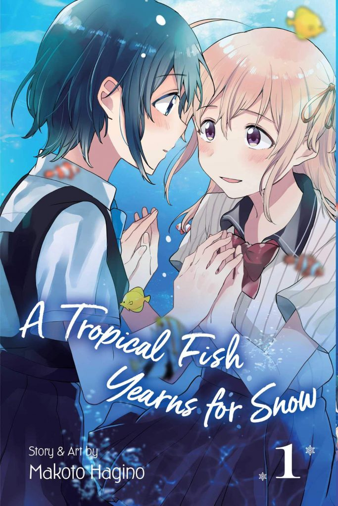 tropical fish yearns for snow