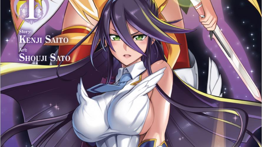 Divine Raiment Magical Girl Howling Moon [Manga Review]