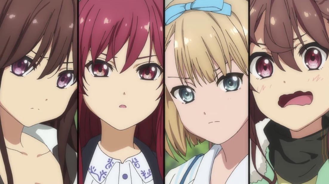 22/7 anime