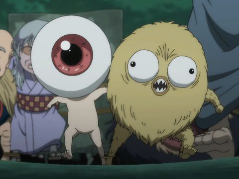 GeGeGe no Kitaro Anime Comes to an End This March
