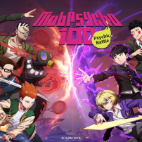 Mob Psycho 100: Psychic Battle Game Launches on Mobile