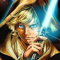 Star Wars Saga Goes Manga Style in The Legends of Luke Skywalker