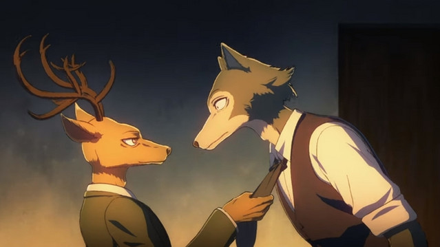 Furry CG Anime BEASTARS Hits Netflix March 13