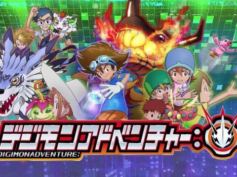 Digimon Adventure Kids Return in New 2020 Spin on the Original