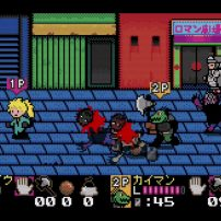 Dorohedoro Lands Free 8-Bit Co-Op Browser Game