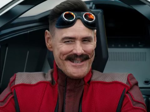 Jim Carrey Talks Becoming Robotnik in Sonic Movie Behind the Scenes