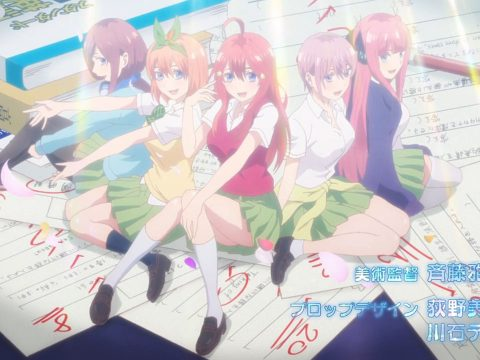 Japan's Top Cosplayer Dresses Up as All Five Quintessential Quintuplets