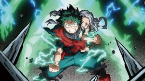 my hero academia visual