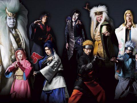 Naruto Kabuki Play Prepares for Nagoya with New Visual