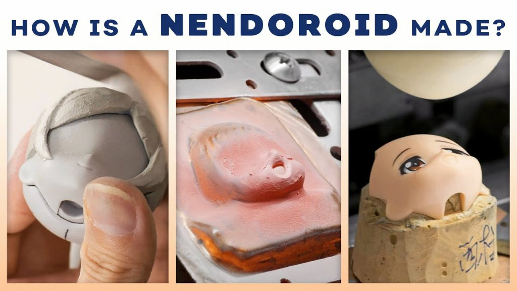 Short Doc Shows How Nendoroid Figures Are Made