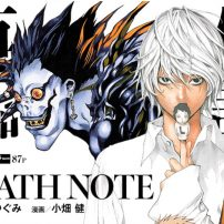 First Death Note Manga Chapter in 12 Years is Almost Here