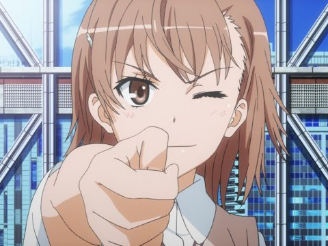 A Certain Scientific Railgun Anime Nets 100 Million Views in China