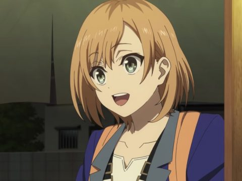 SHIROBAKO Anime Film Trailer is All About Making an Anime Film