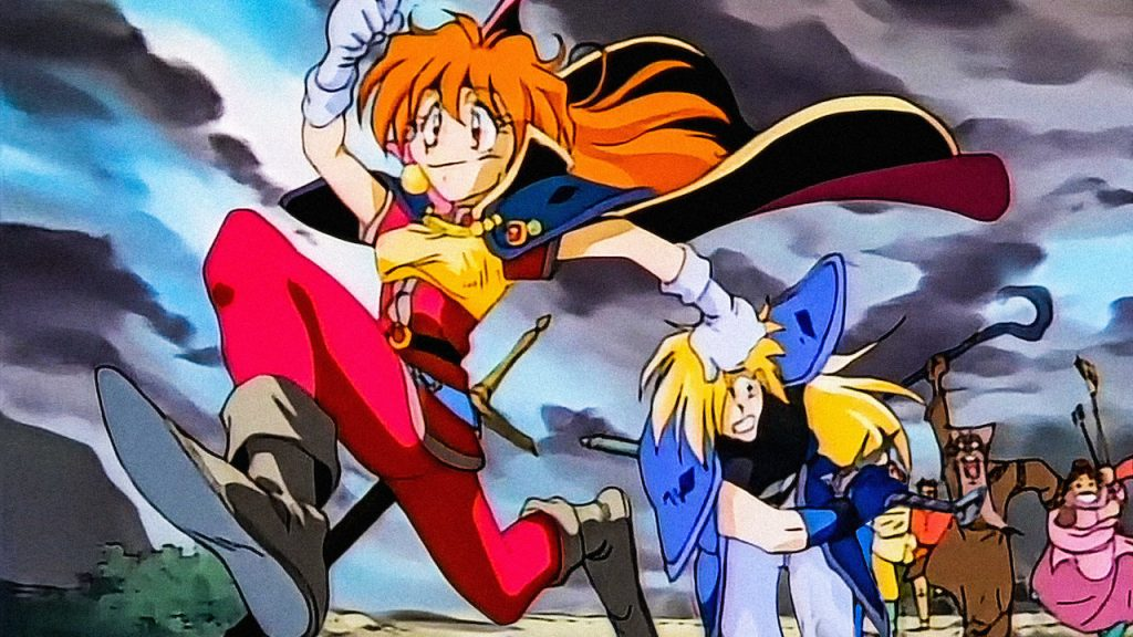 Slayers 30th Anniversary Continues with New Album by Lead Voice Actress