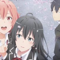 My Teen Romantic Comedy SNAFU Season 3 Arrives on April 9