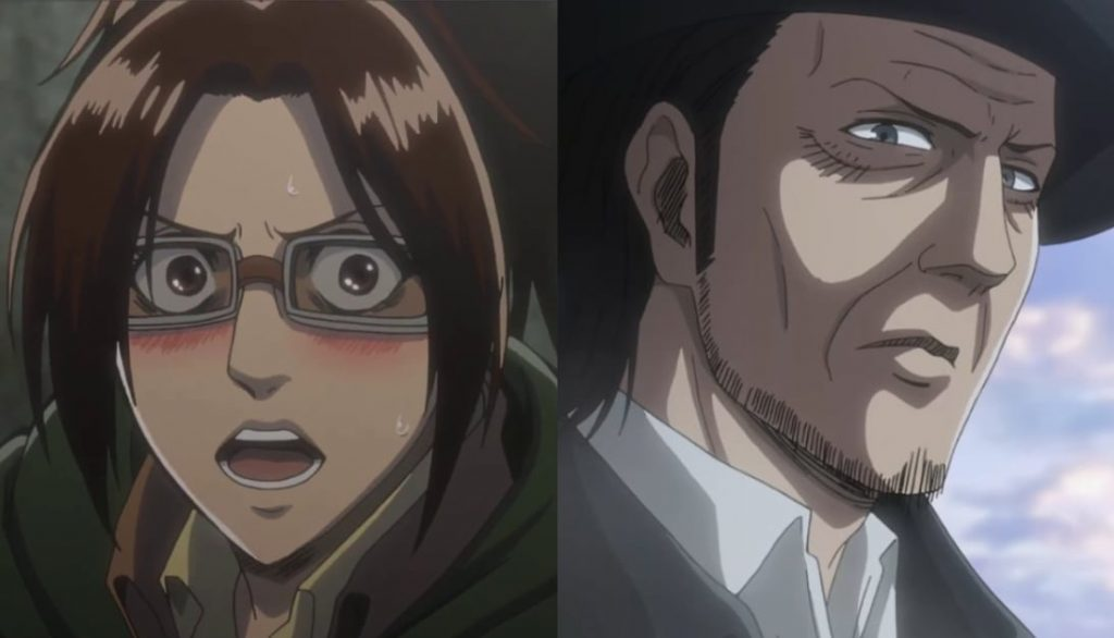 Attack on Titan Hange and Kenny Voice Actors Tie the Knot
