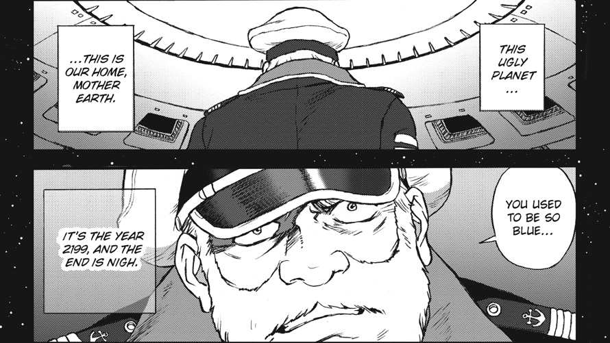 yamato 2199 manga