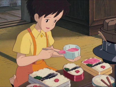 The Best Studio Ghibli Movie Meals, According to Japanese Teen Girls