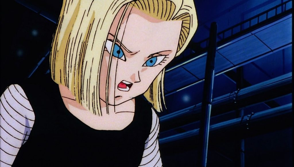 MMA Fighter Nails the Android 18 Look in Dragon Ball Z Cosplay