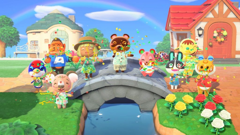 Animal Crossing: New Horizons Goes In-Depth in New Overview