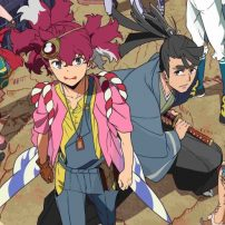 Original Anime Appare-Ranman! Races Onto Screens April 10