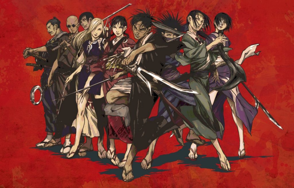 Blade of the Immortal Anime Leaps from Amazon to TV in Japan
