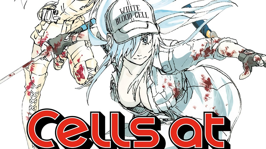 Cells at Work: Code Black [Manga Review]