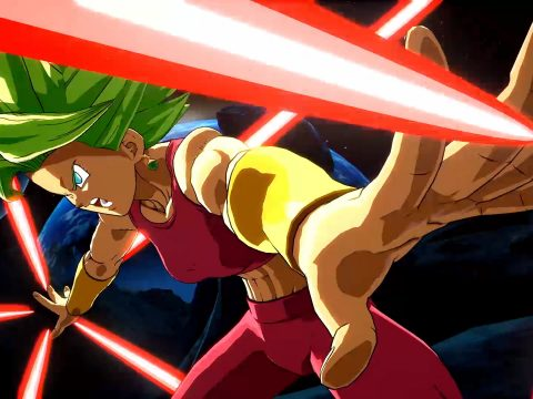 Kefla is Here to Throw Down in Dragon Ball FighterZ Trailer