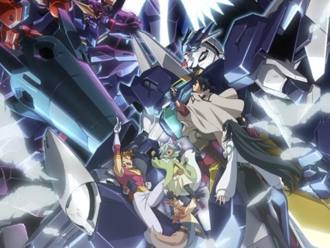Gundam Build Divers Re:RISE Season 2 Makes YouTube Debut on April 9