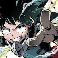 My Hero Academia Manga Takes a Week Off