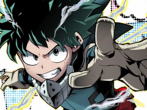 My Hero Academia Manga Takes a Week Off