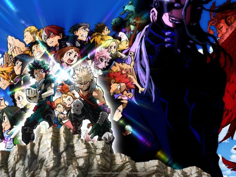 My Hero Academia Heroes: Rising Tops First Movie's Box Office