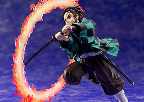 Posable Demon Slayer: Kimetsu no Yaiba Figure Can Do It All