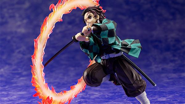Posable Demon Slayer: Kimetsu no Yaiba Figure Can Do It All