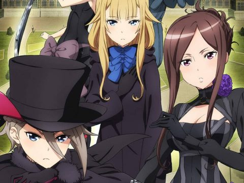 First Princess Principal: Crown Handler Film Lands Trailer
