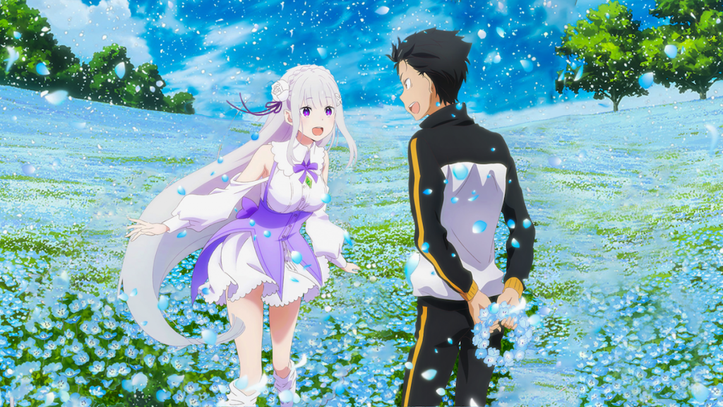 Re:ZERO Memory Snow OVA Streams on Crunchyroll