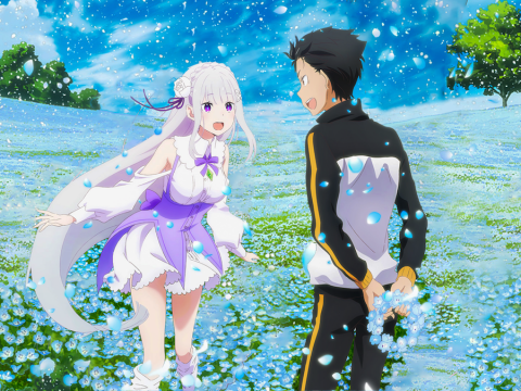 Re:ZERO Memory Snow OVA Streams on Crunchyroll