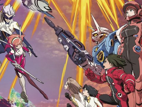 Gundam Creator Designs New Visual for Reconguista in G Sequel