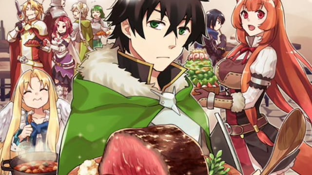 Rising of the Shield Hero Gourmet Spinoff Manga Released
